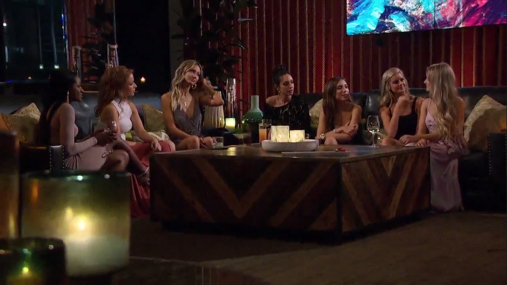 Contestants from The Bachelor Season 23 Episode 2